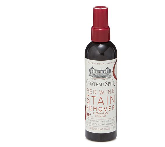Thanksgiving hostess gifts | red wine stain remover