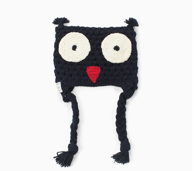 Shop for Good Sunday: Hoot Owl Hat by Krochet Kids