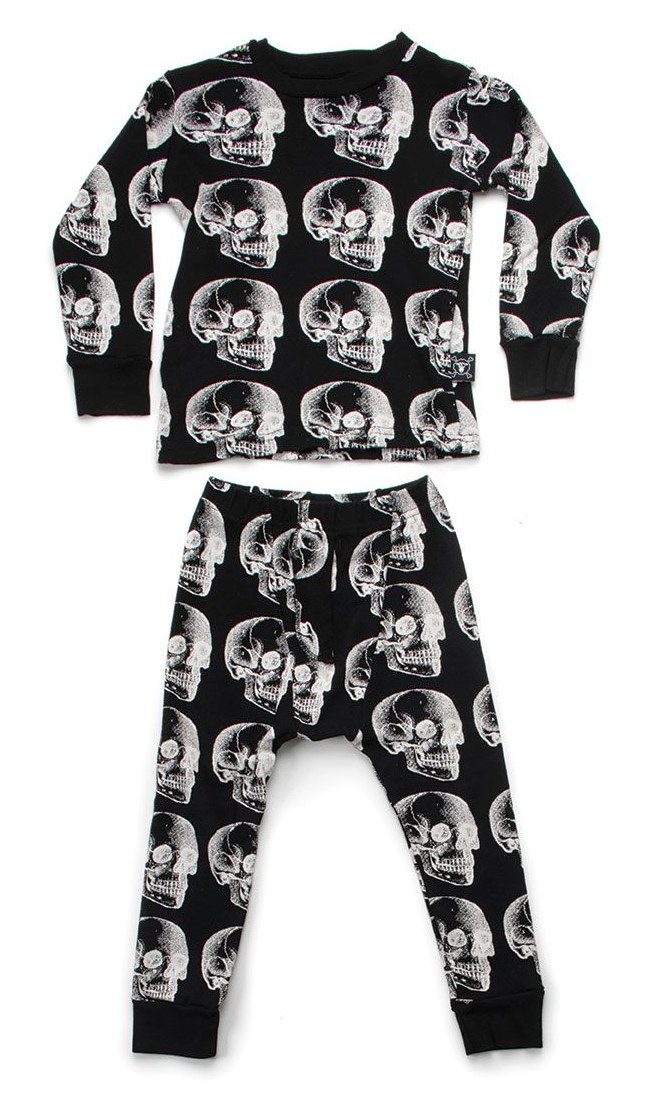 X-Ray Skull PJ Set: The coolest gifts for tweens and teens