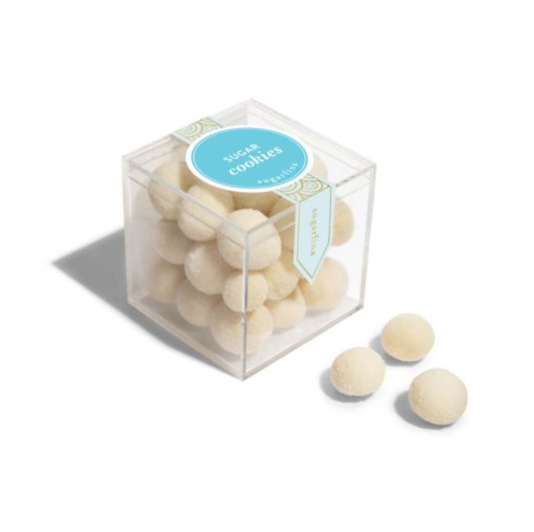 Cool Hanukkah gifts: Sugarfina white sugar cookies