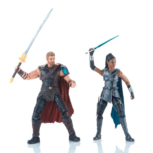 Thor and Valkyrie action figure set on sale: Favorite toys on sale at Target