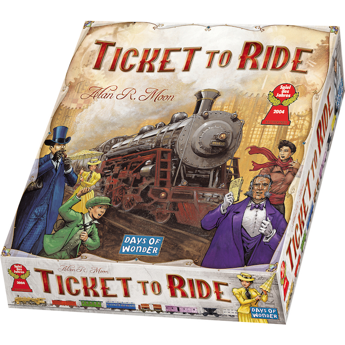 Ticket to Ride board game: Top toy picks on sale at Target