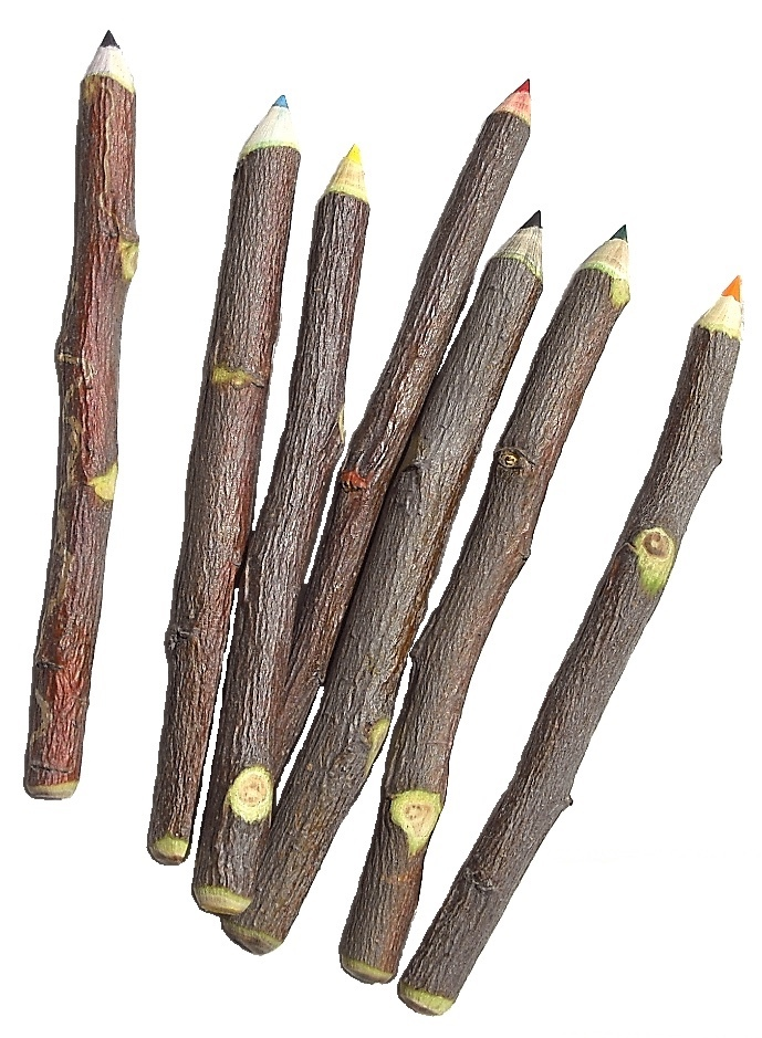 Twig colored pencil set: Cool kids' stocking stuffer ideas from indie shops