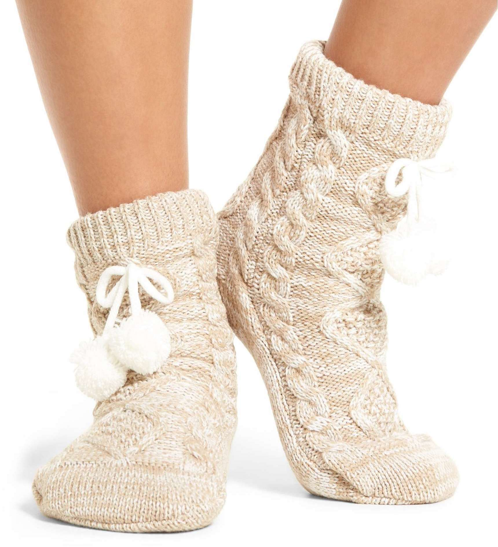 UGG fleece-lined socks: Self-care gifts