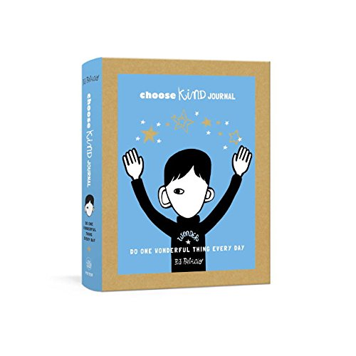 Cool gifts for under $15: Choose Kind Journal from Wonder
