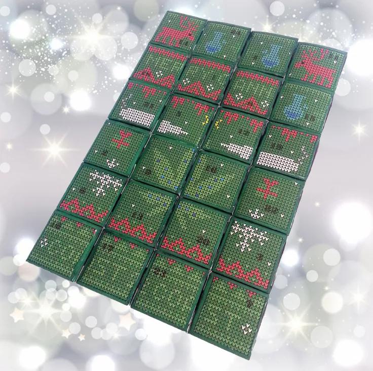Weed advent calendar