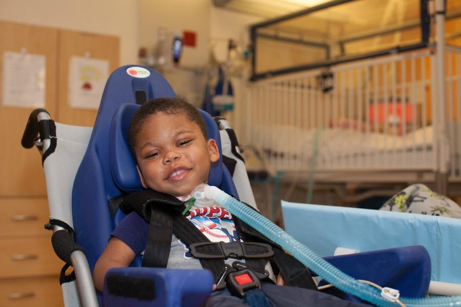 Meet Xavier from St. Mary's Hospital for Kids | Sponsor