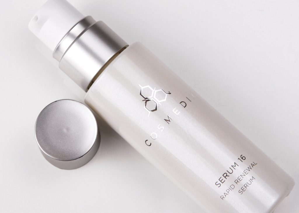Tips for aging skin: Use a non-prescription retinol product every othe rnight, like Cosmedix Serum 16 which is gentle but works wonders
