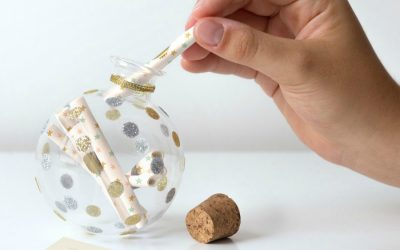 This Christmas ornament for new parents doesn't just make memories, it preserves them.