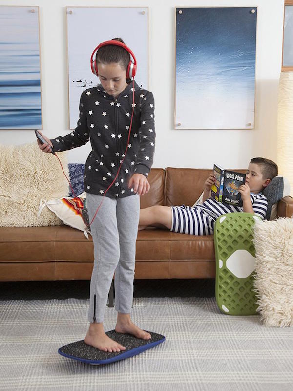Balance boards for kids by FluidStance