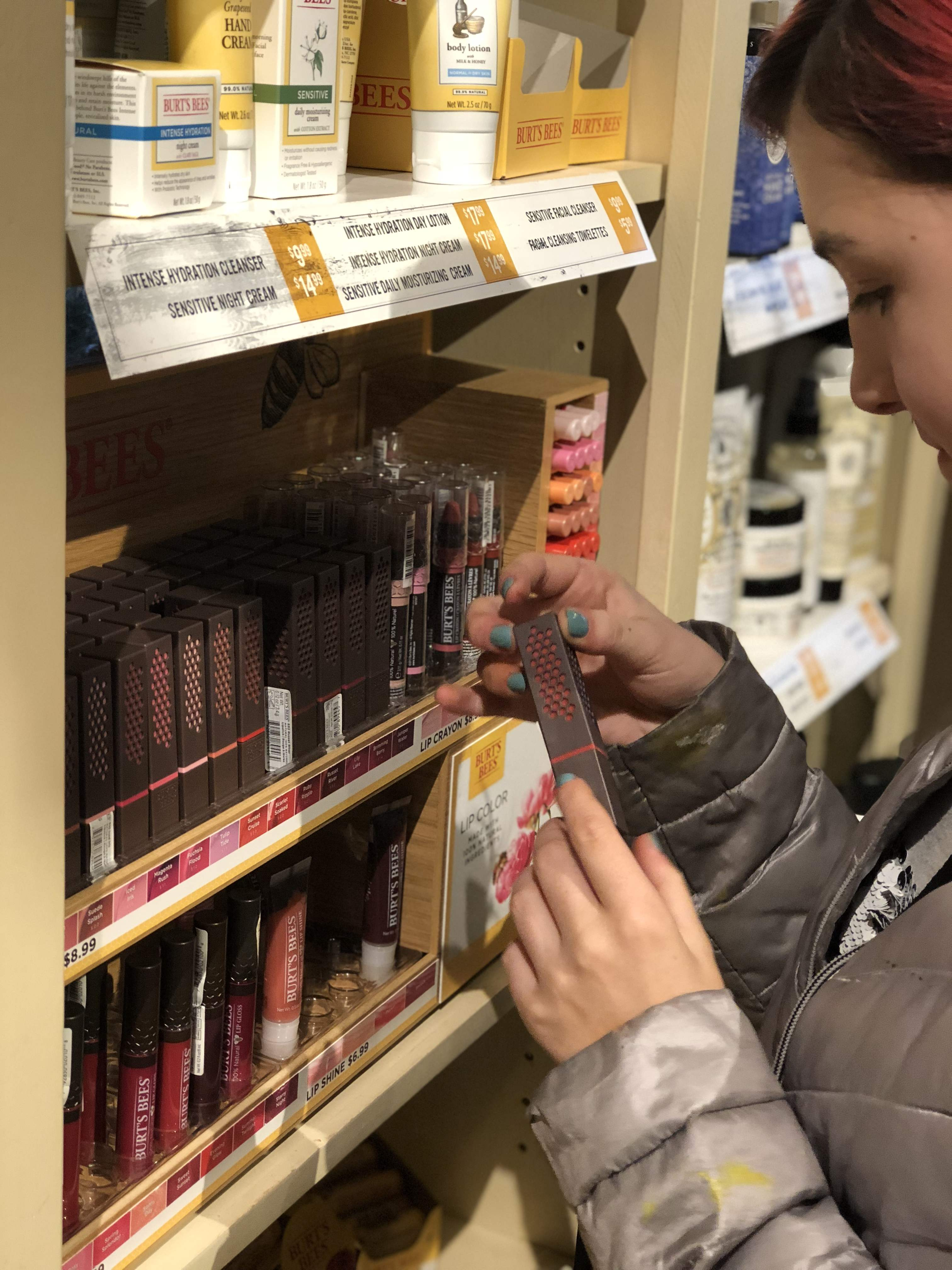 Surprising holiday gifts at Cracker Barrel: Burt's Bees | sponsor