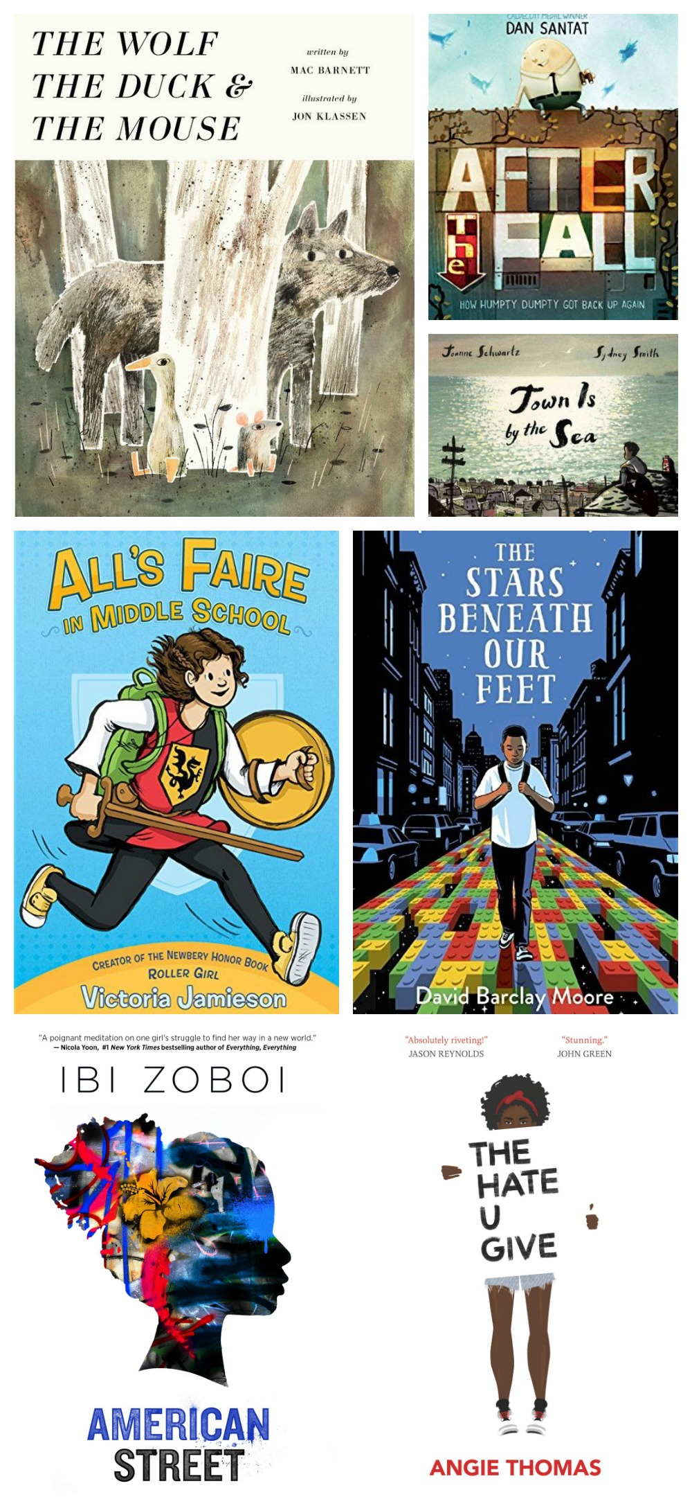 The best children's books of 2017: The New York Times selections
