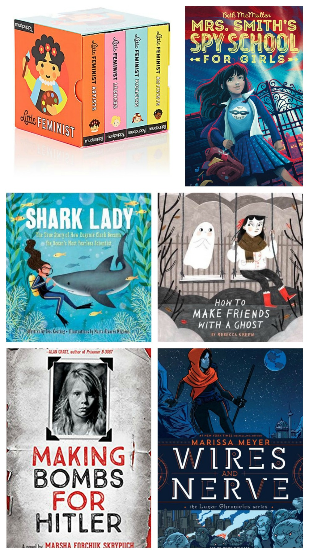 Best children's books of 2017: Recommendations at A Mighty Girl