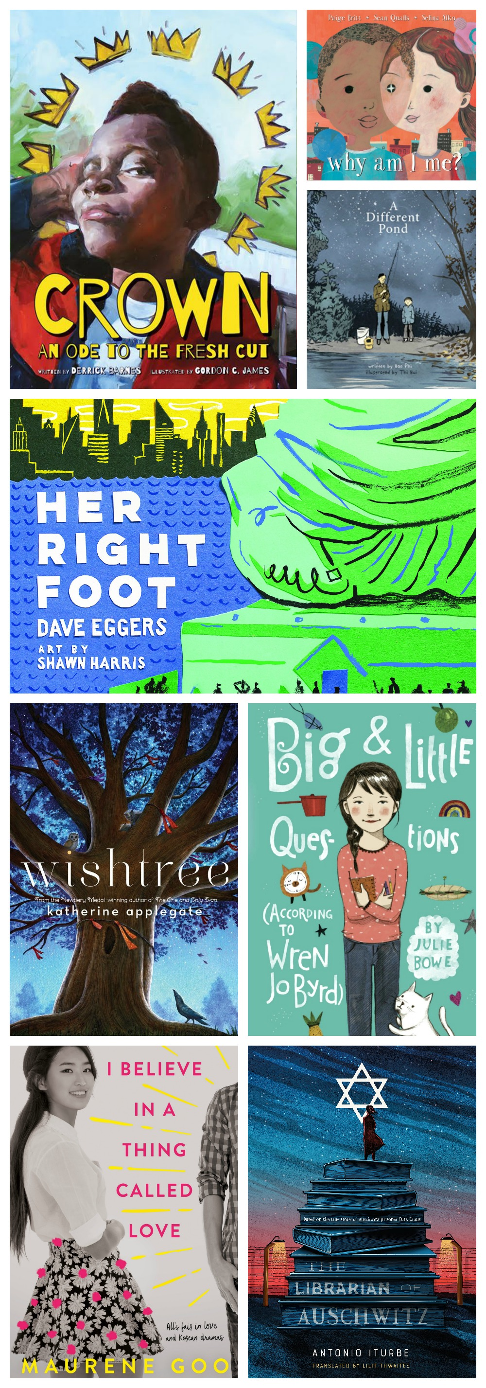 The best children's books of 2017: Selections by Publisher's Weekly