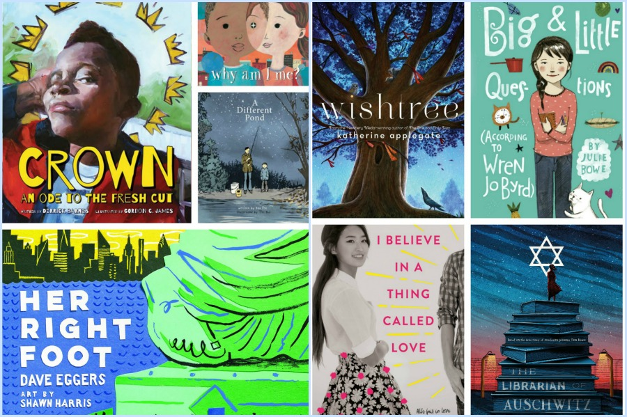 The best children's books of 2017