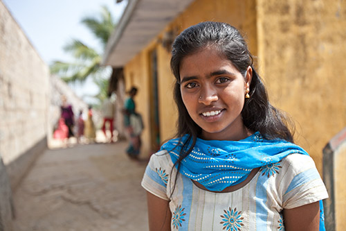 Charitable giving empowering girls: She's the First