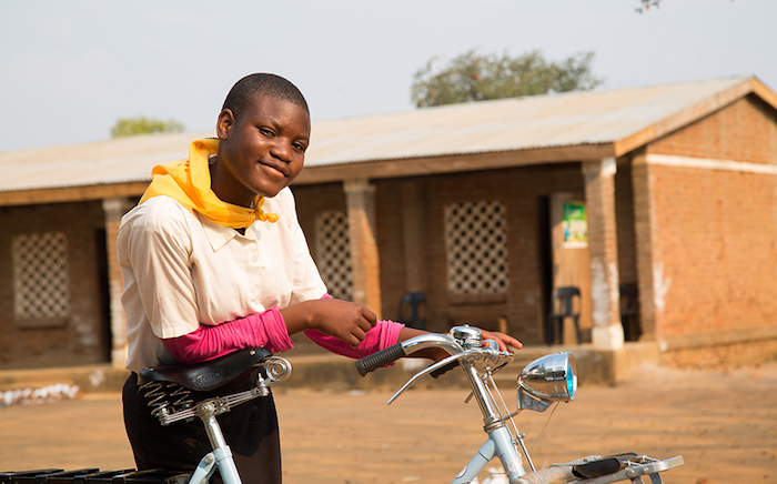Charitable giving empowering girls: The United Nation Foundation's Girl Up SchoolCycle Program