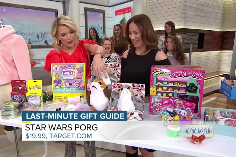 Liz Gumbinner on the Today Show | Last-Minute Holiday Gifts