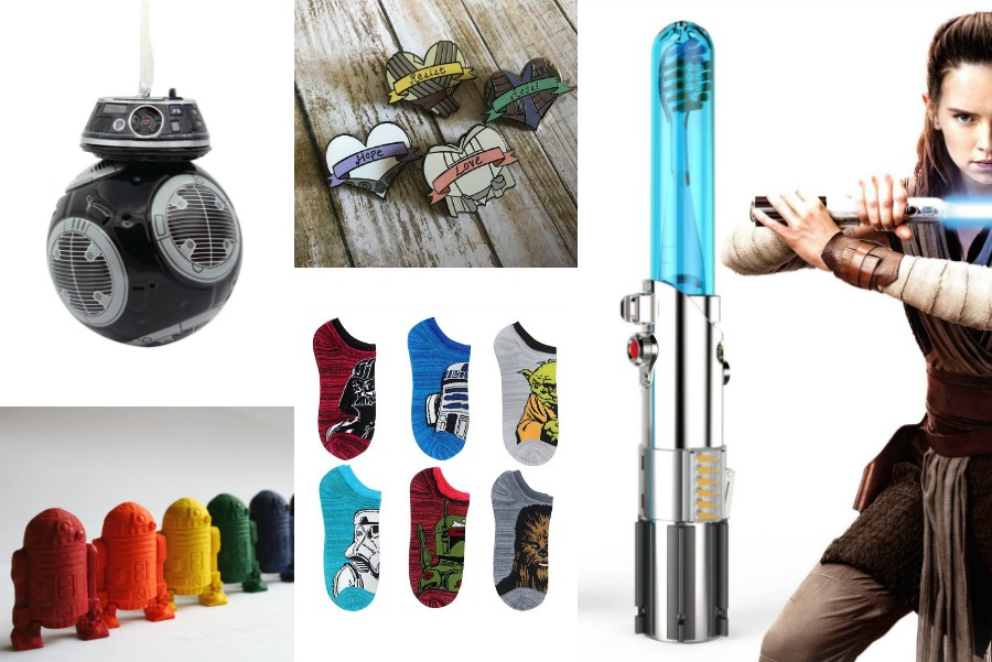16 Of The Coolest Star Wars Stocking Stuffers All Last Jedi Roved