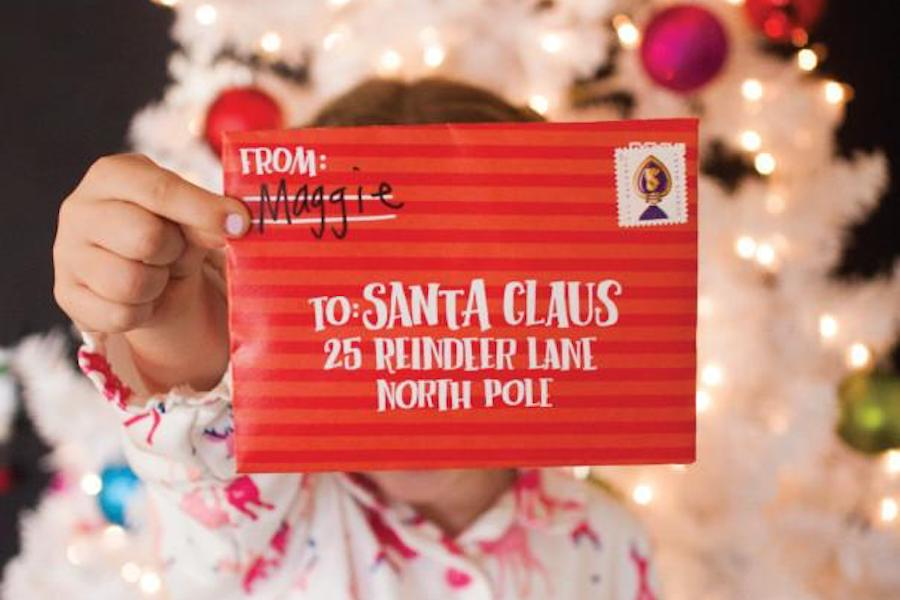Spark Christmas magic with these printable letters to Santa and Rudolph