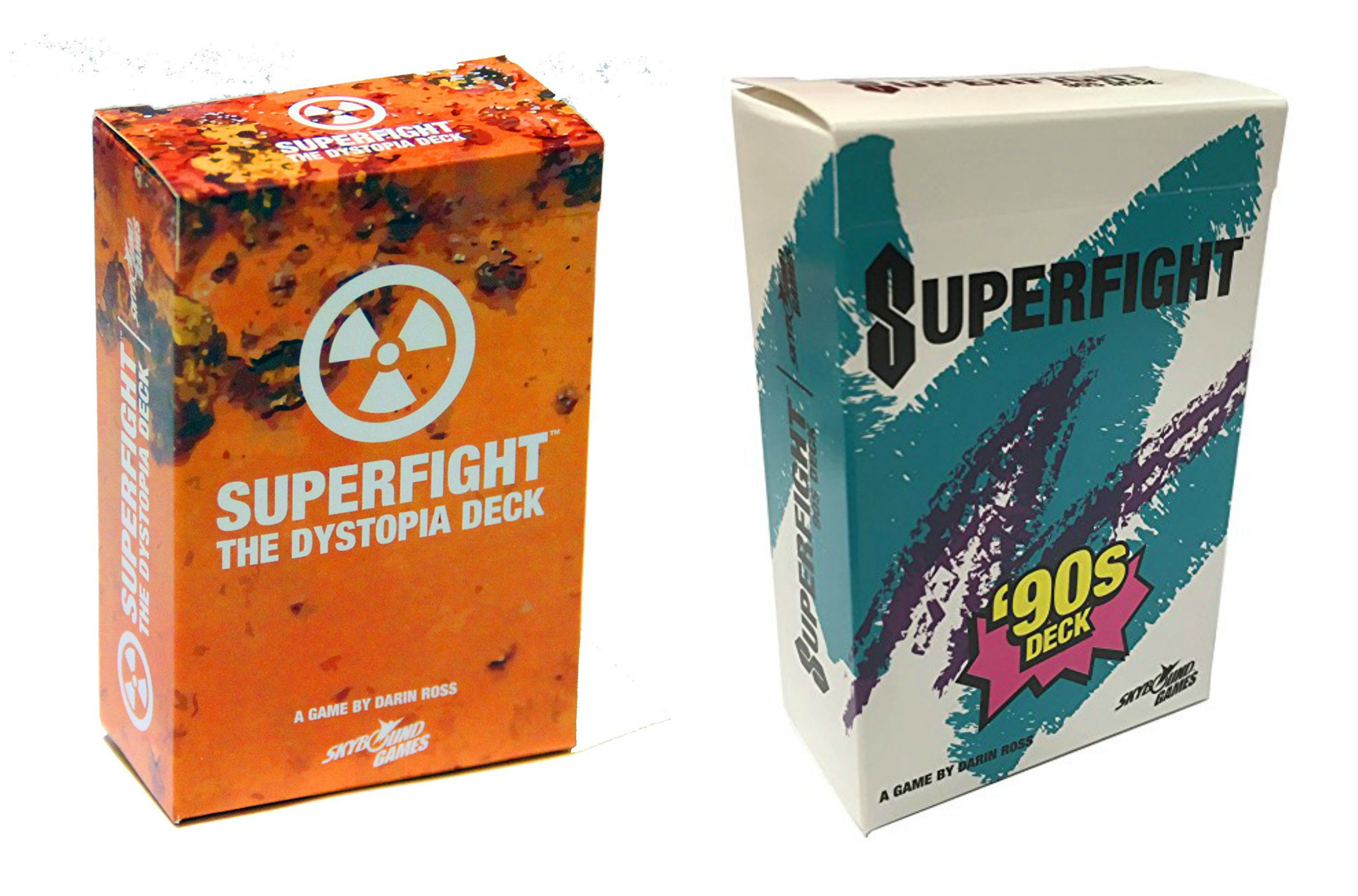 Superfight: An amazing, hilarious card game for the family. Now with Expansion Decks | Cool Mom Picks