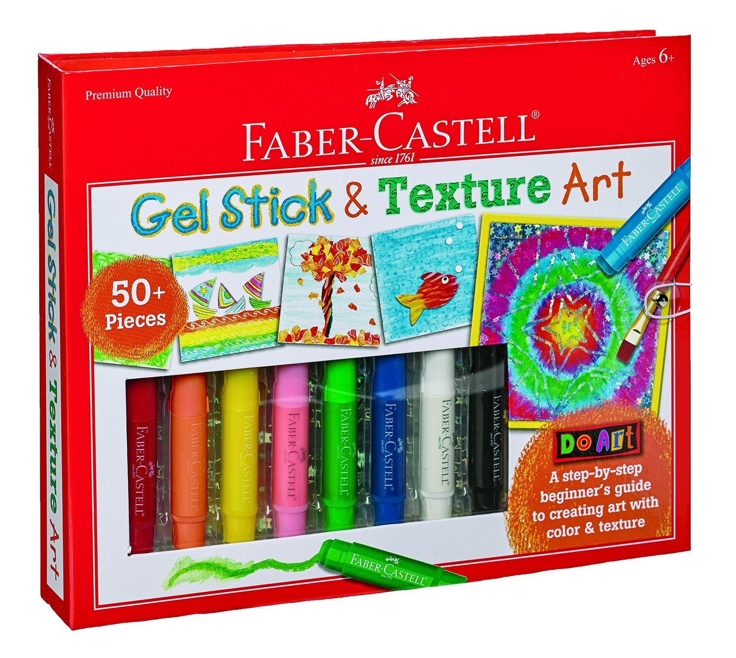 Faber-Castell craft kit: One of the gifts you can buy to make the holiday of a US child in need or in foster care through Daymaker