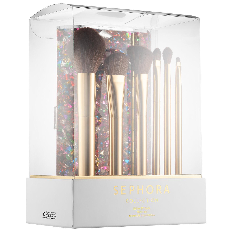 12 fabulous last-minute beauty gifts at Sephora inside JCPenney   Glitter O' Clock brush set   Sponsor