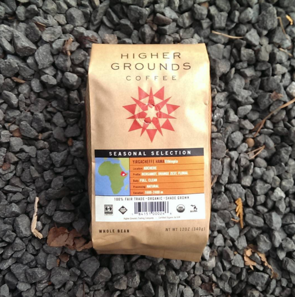 New mom gifts: Monthly java club   Higher Grounds