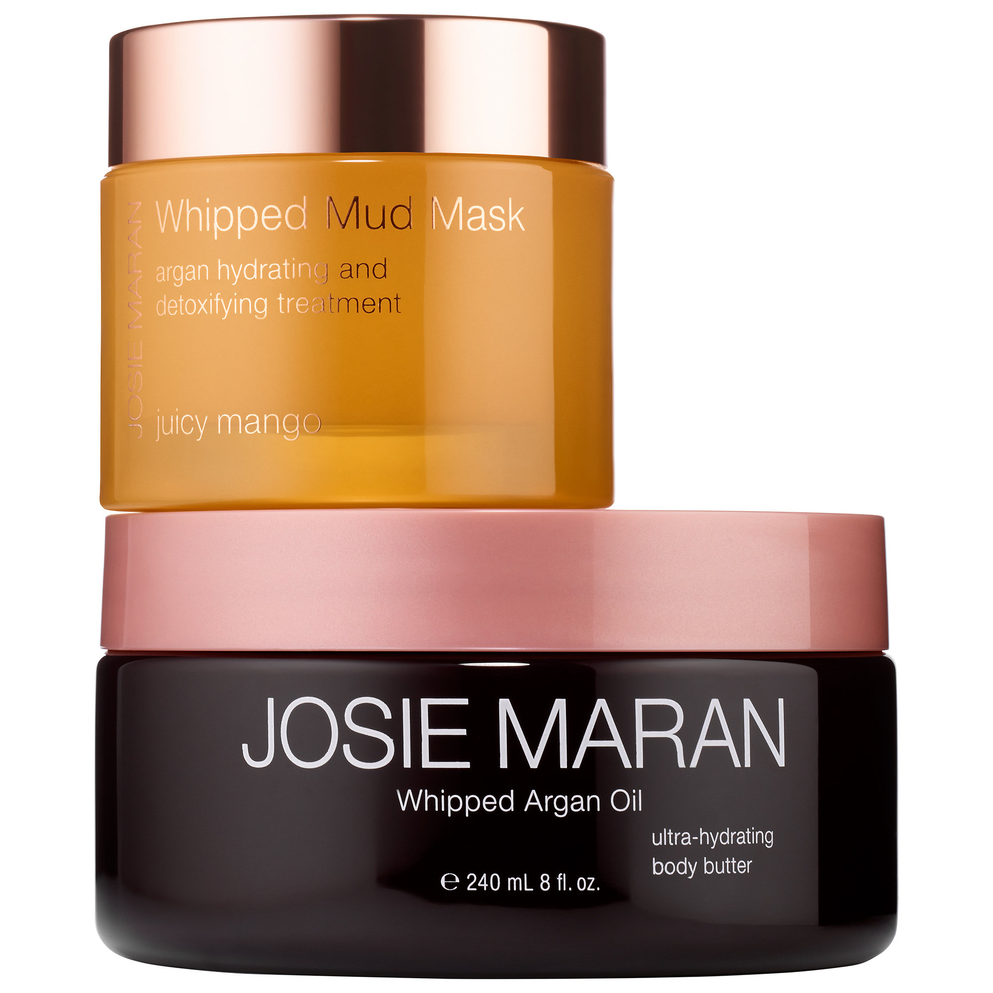 New mom gifts: Josie Maran body gift set   Sephora