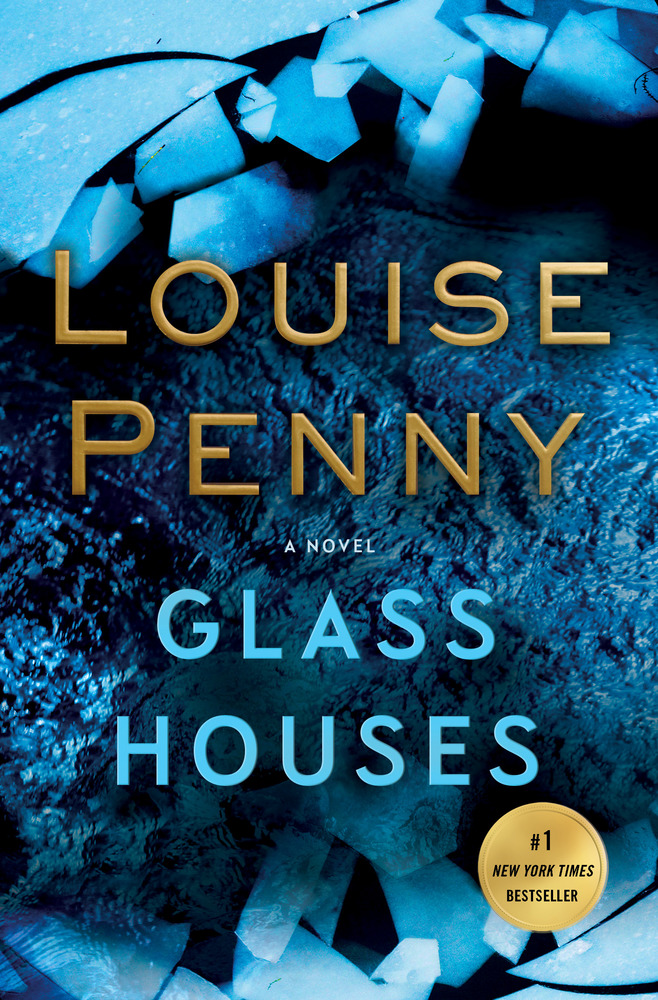 Best 2017 books by women authors: Glass Houses by Louise Penny | Amazon