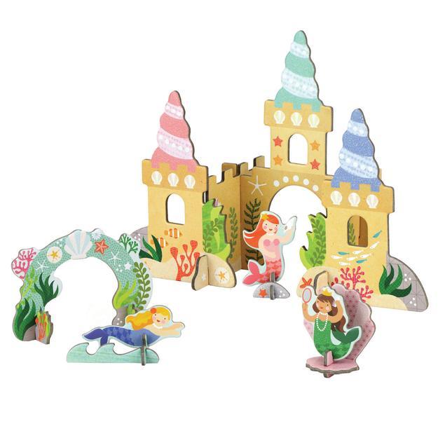 Mermaid Castle Play Set