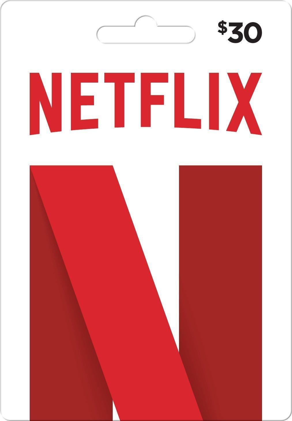 New mom gifts: Netflix gift card   Amazon