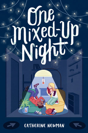 Best 2017 books by women authors: One Mixed-Up Night by Catherine Newman | Amazon