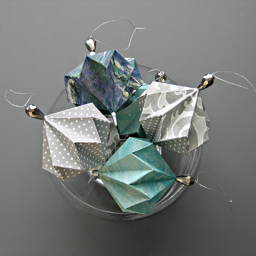 Origami Ornament Techniques All Things Paper Cool Mom Picks