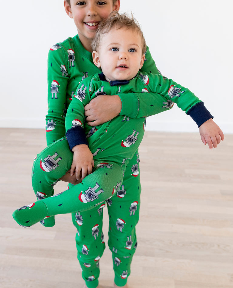 5 cool Christmas pajamas for babies that won\'t make them look like a ...