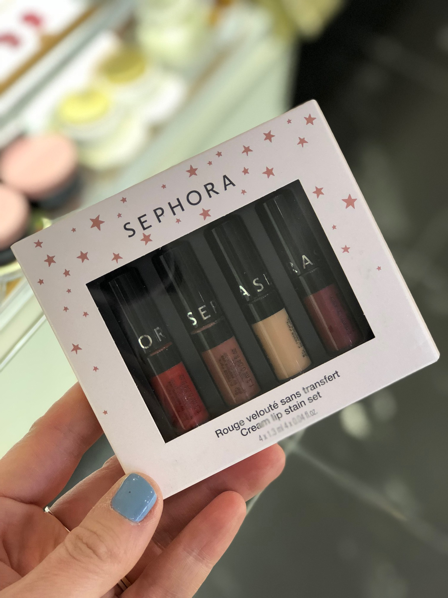 10 last-minute beauty gifts at Sephora in JCPenney: Sephora Collection Cream Lip Stain set
