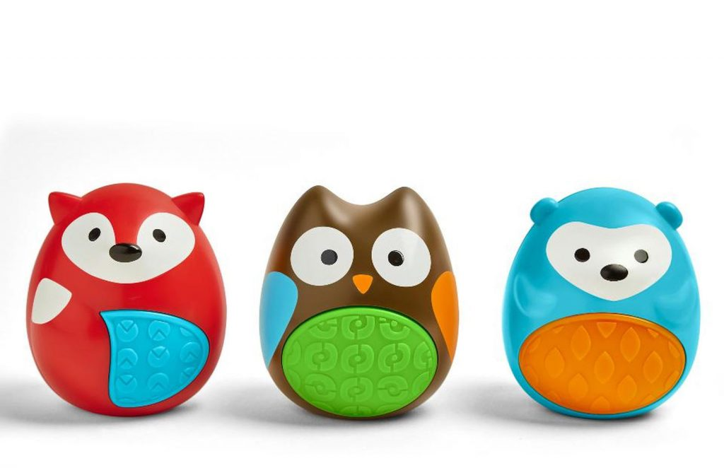 Skip*Hop Egg Shaker Trio: Buy this to support a child in need through Daymaker