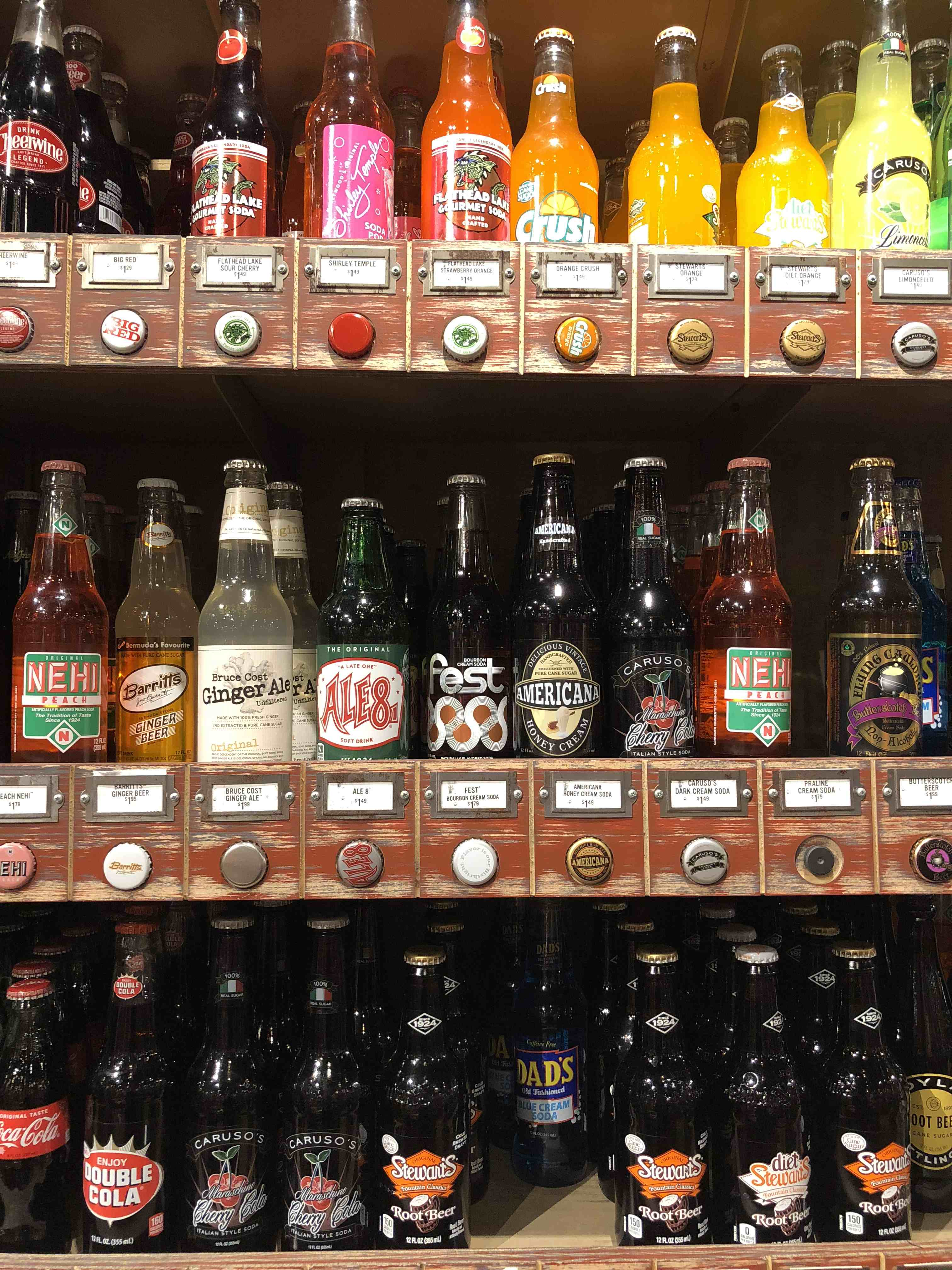 Surprising holiday gifts at Cracker Barrel: Fun sodas | sponsor