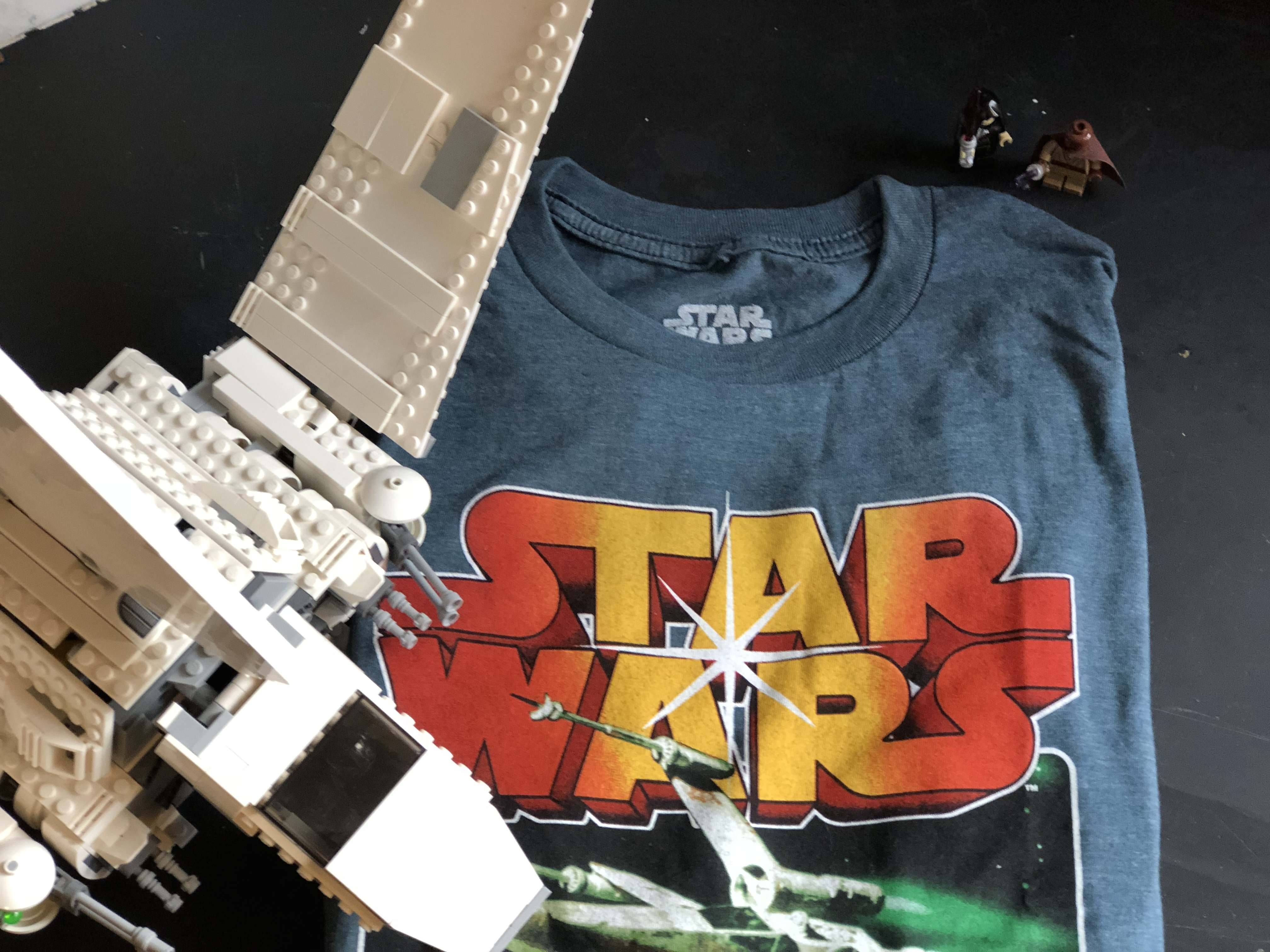 Surprising holiday gifts at Cracker Barrel: Star Wars t-shirts | sponsor