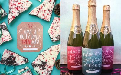 The ultimate printable holiday gift tag collection makes 10 gift ideas more festive