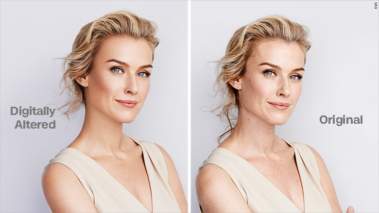 CVS will stop accepting photoshopped beauty product ads