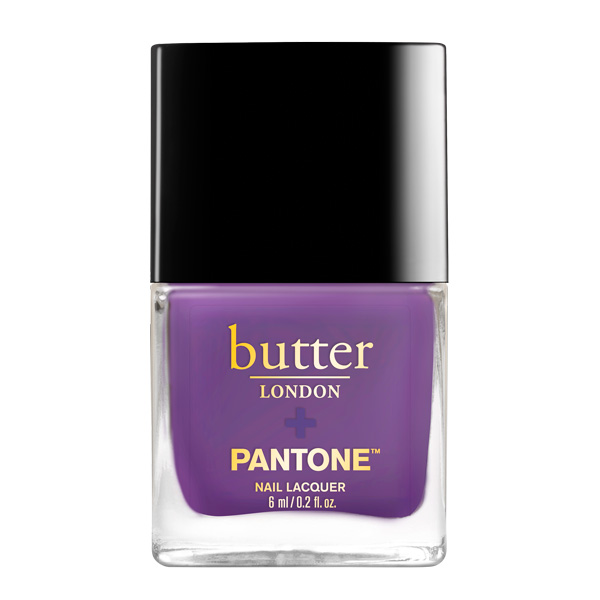 Ultra Violet accessories to rock Pantone's color of the year: Ultra Violet nail polish | Butter
