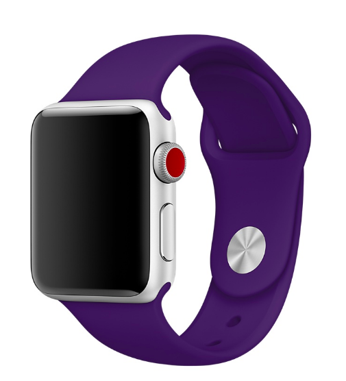 Ultra Violet accessories to rock Pantone's color of the year: Ultra Violet Apple watch band | Apple