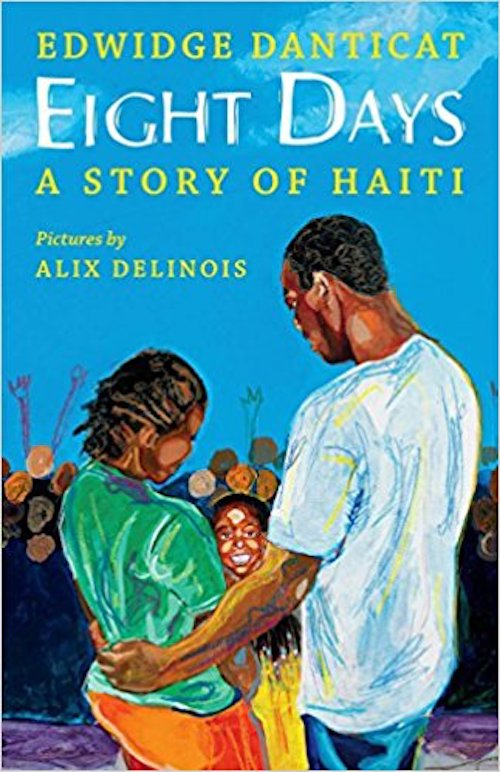 Books about Haiti for kids: Eight Days by Edwidge Danticat