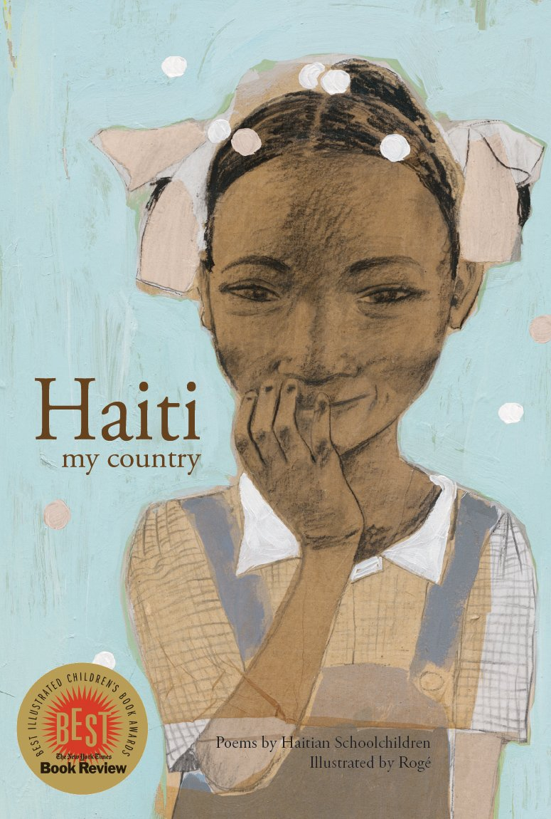 Books about Haiti for kids: Haiti: My Country by Rogé