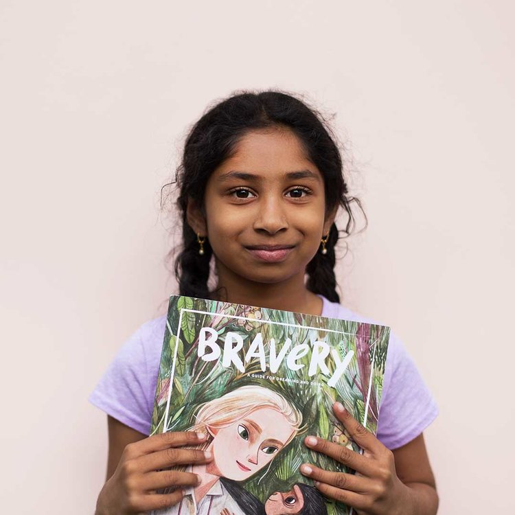 Bravery: A empowering magazine for kids