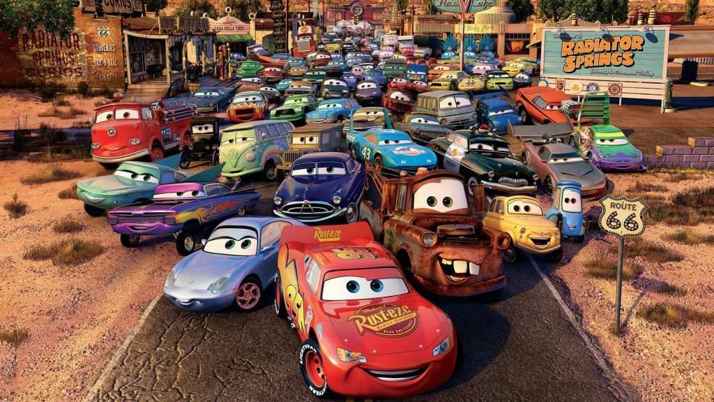 6 favorite Disney movies now playing free: Cars