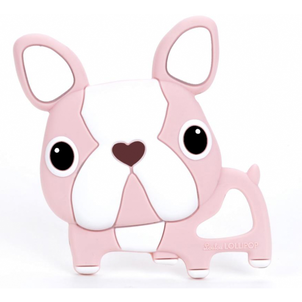 Chinese year of the dog baby gifts: Dog teether | Spearmint Love
