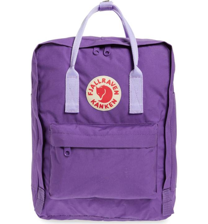 Ultra Violet accessories to rock Pantone's color of the year: Fjallraven Ultra Violet backpack | Nordstrom