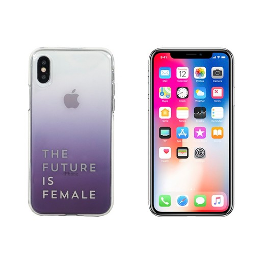 "Ultra Violet accessories to rock Pantone's color of the year: Ultra Violet ""Future is Female"" phone case 
